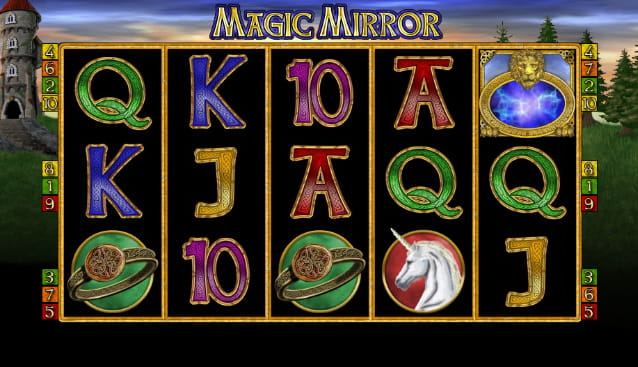 Spiele Mirror Mirror - Video Slots Online
